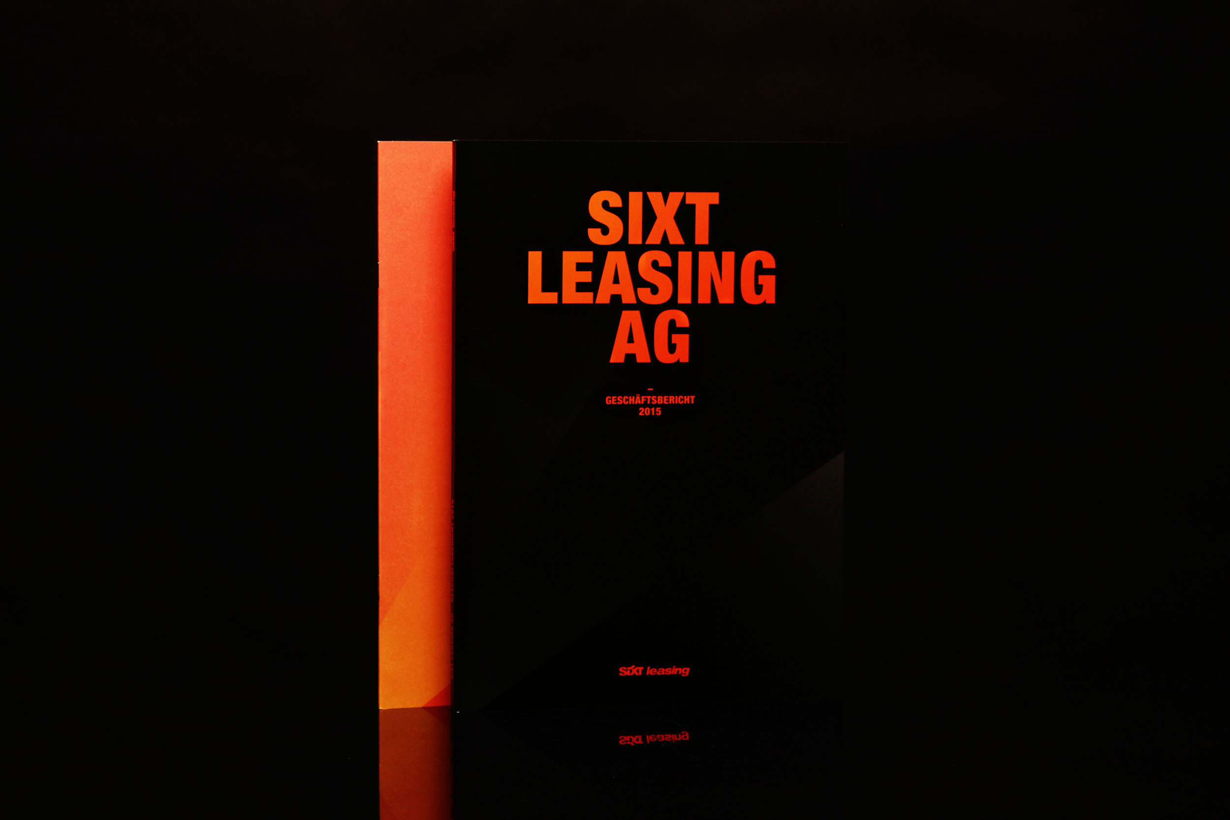sixt leasing se annual reports milch honig designkultur m nchen. Black Bedroom Furniture Sets. Home Design Ideas